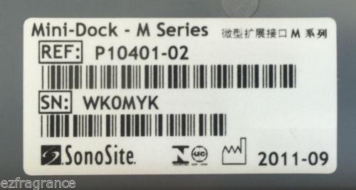 Sonosite M-Turbo Mini-Dock Ancoragem M Ref # P10401-02