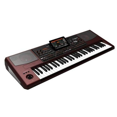 Teclado Korg Pa1000 61Key Pro Arranger Semiweighted Usb Midi