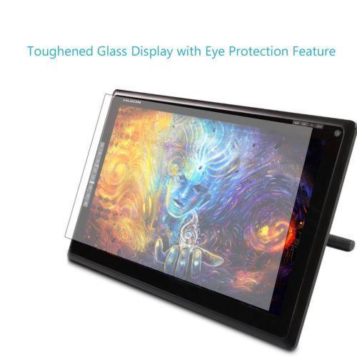 Tela de desenho de monitor de gráficos Huion 18.4 gt-185 8t