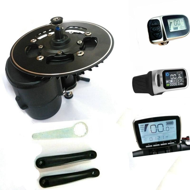 Tongsheng Tsdz2 Diy Ebike Motor Torque Sensor 36V 350W 500W
