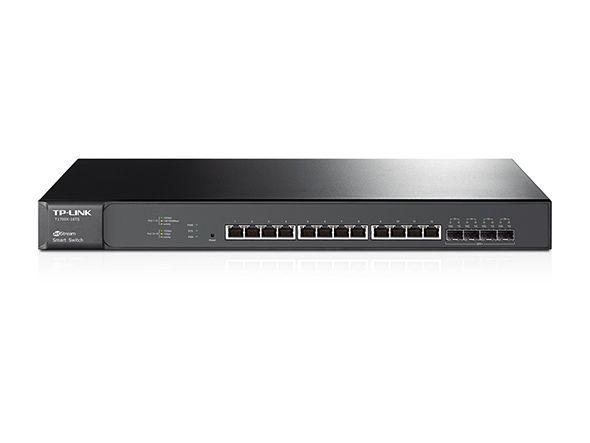 Tp-Link Hub Switch 16P T1700X-16Ts Jetstream 12P + 4P Sfp+