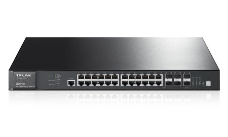 Tp-Link Hub Switch 28P T2700G-28Tq Jetstream L2+