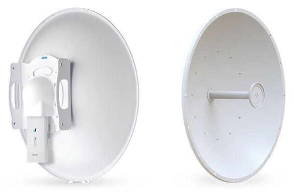 Ubnt Af-5G34-S45 5Ghz Airfiber Dish 34Dbi 45º