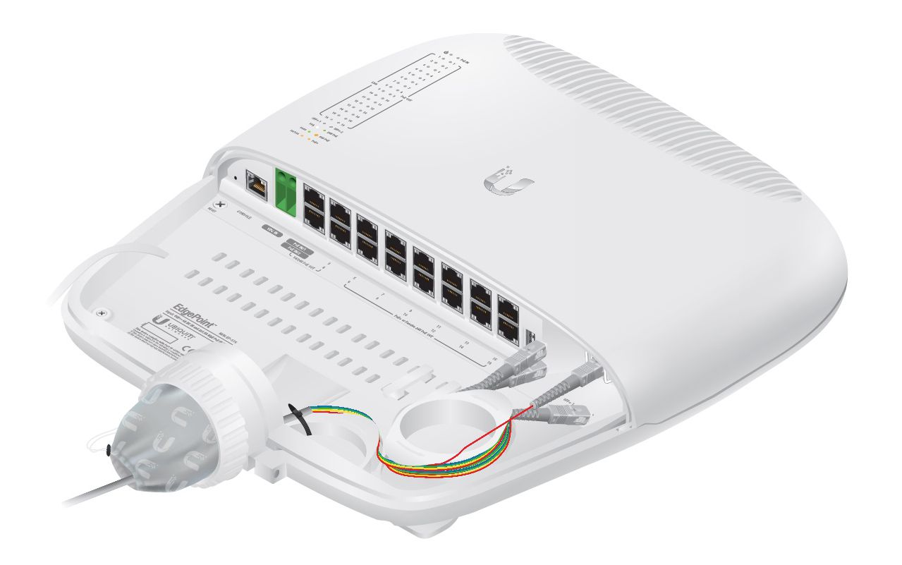 Ubnt Ep-S16-Br Edgepoint Switch 16P Rj45 + 2P Sfp+
