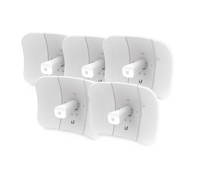 Ubnt Lbe-5Ac-Gen2-5 Litebeam 5-Pack 23Dbi 450Mbps