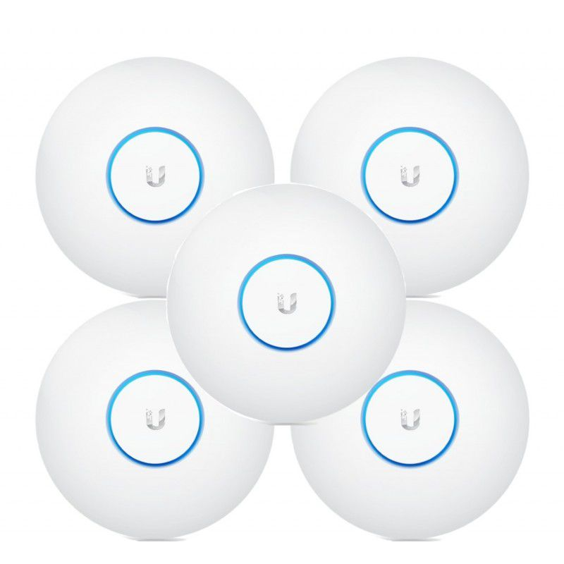 Ubnt Uap-Ac-Lr-5 Unifi Ap Ac Long Range 5-Pack 2.4/5.0Ghz