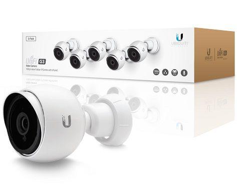 Ubnt Uvc-G3-Af-5 Unifi Video Camera 802.3 5-Pack Indoor/Out