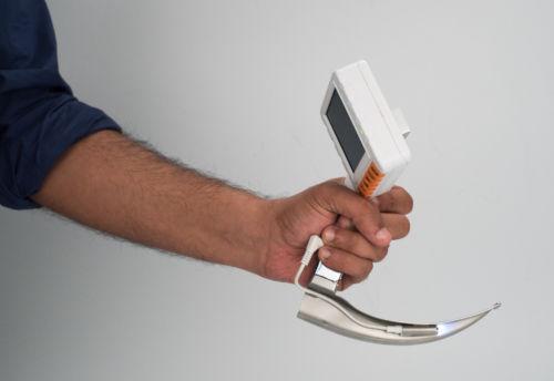 Video Laringoscópio Câmera Portátil Intubação Laringoscópio