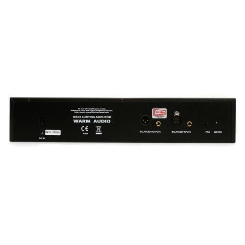 Warm Audio Wa76 Discrete Fet 1176-Style Dynamics