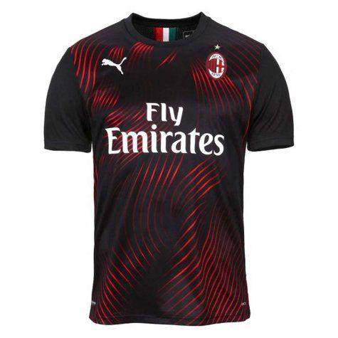 Camisa Ac Milan 2020 Uniforme 3 Torcedor Puma