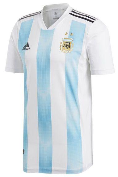 96bf139ab CAMISA DA SELEÇÃO DA ARGENTINA 2019