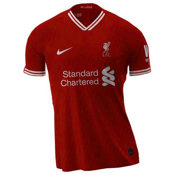 Camisa Liverpool Fc 2021 Uniforme Titular New Balance