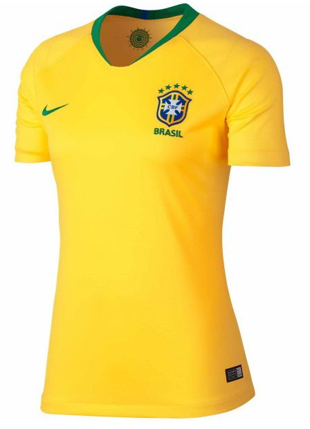 15fb10ba710dd CAMISA SELEÇÃO BRASILEIRA FEMININA 2019