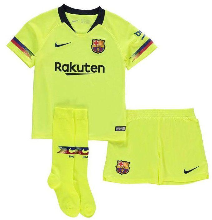 KIT INFANTIL BARCELONA FC 2019 9571b78acc3d7