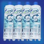 Refil para Filtro Purificador PB 700 Policarbon | 4 unidades