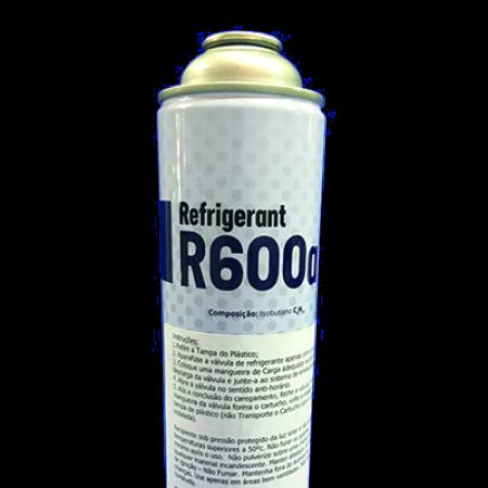 GAS R600A LATA (420GR) ONU 2037 ISOBUTANO