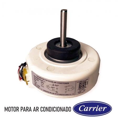 MOTOR VENTILADOR EVAPORADORA CARRIER 7/12BTUS