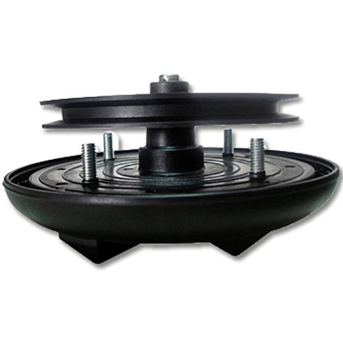 Agitador com 4 parafusos 5/16 Bucha de ferro Polia 150mm Muller