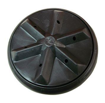 Agitador com 4 parafusos 5/16 Bucha de Ferro | Polia 180 Lavy