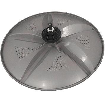 Agitador Suggar 10-13Kg Bucha de Bronze Cinza Sem Polia Lavamax