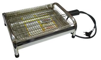 CHURRASQUEIRA ELET. SUPER GRILL 110V (1600W) Churrasqueira Elétrica Super Grill
