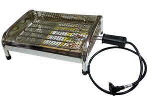 CHURRASQUEIRA ELET. SUPER GRILL 220V (1600W) Churrasqueira Elétrica Super Grill
