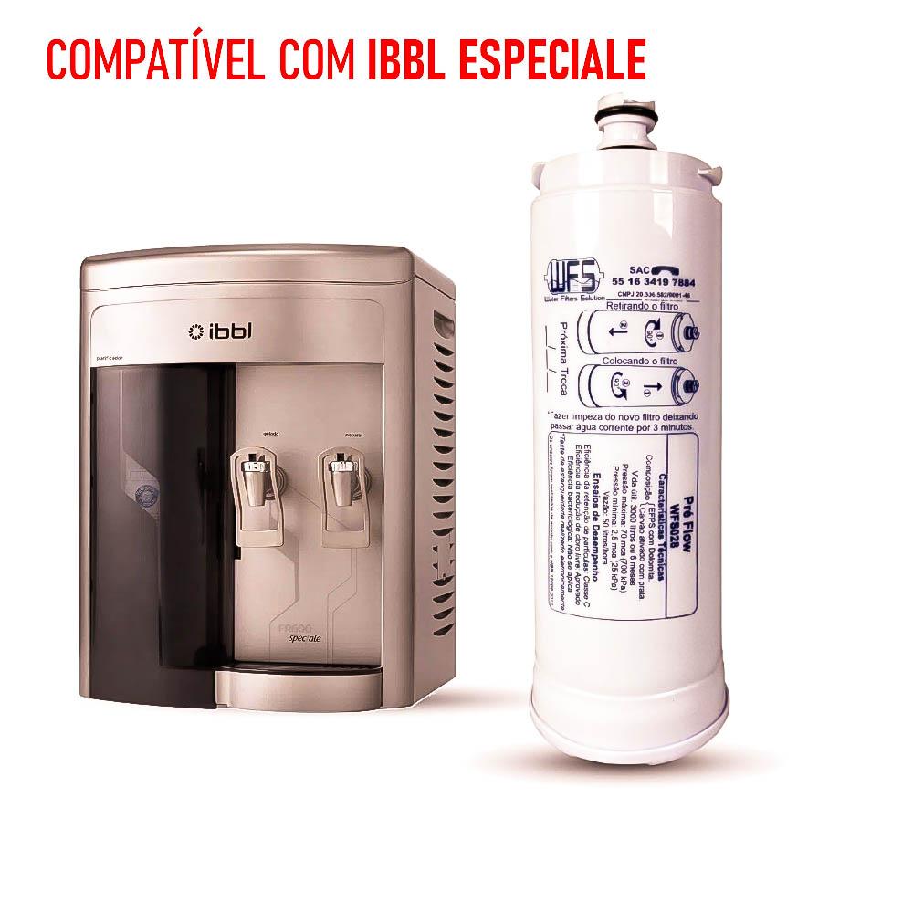FILTRO BEBEDOURO (PRE FLOW) IBBL/PFN2000 Refil para Filtro Purificador Wfs 028   Pre Flow