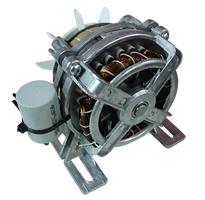 Motor de Tanquinho 220V com pé até 10KG Polia Plástica V 32MM
