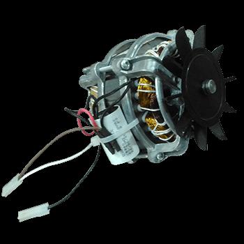 Motor Tanquinho Arno 220V Polia Alumínio Estriada 32MM
