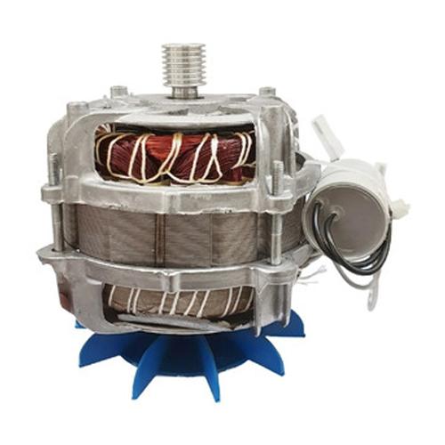 MOTOR TANQUINHO ARNO / NEWMAQ 110V Motor para Tanquinho ARNO 110V Polia Alumínio Estriada 32MM