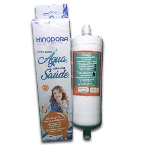 Refil para Filtro Purificador de água Dora SID   Compatível Geladeiras SID by SID