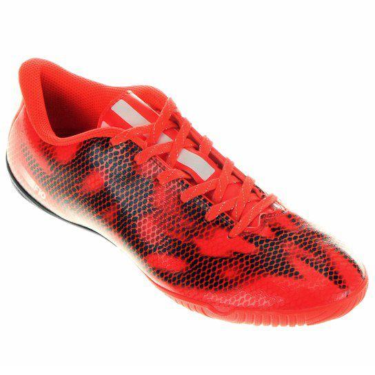 4437edeecd Chuteira Futsal Adidas F5 IC Juvenil Menino - Shock Sports