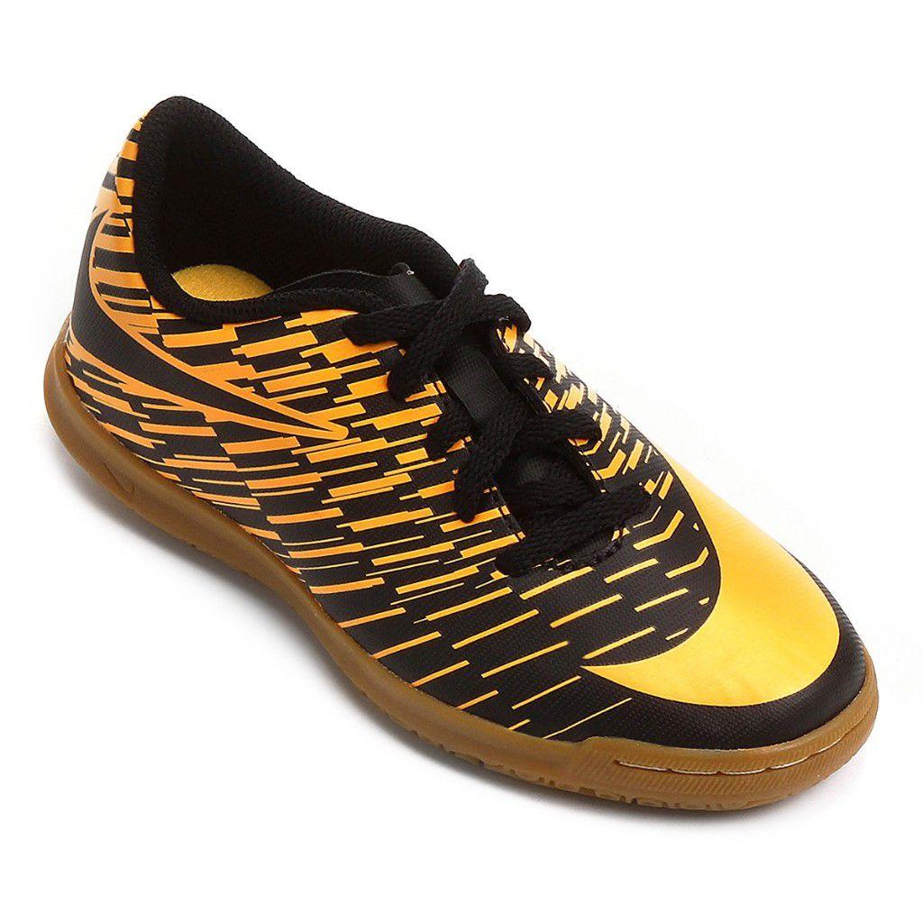 39b999127e Chuteira Futsal Nike Bravata 2 IC Juvenil Menino - Shock Sports