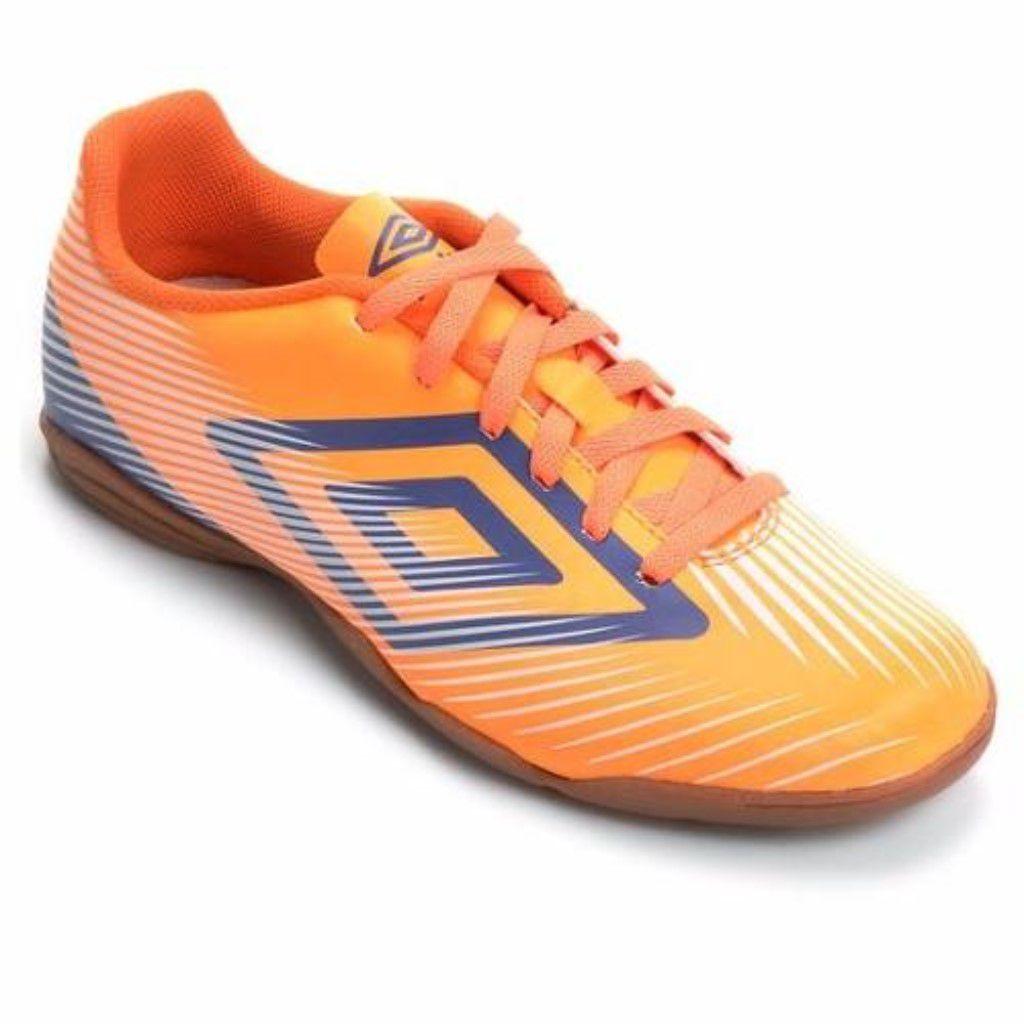 Chuteira Futsal Umbro Speed II IC Infantil Menino - Shock Sports 2bce7340cf024