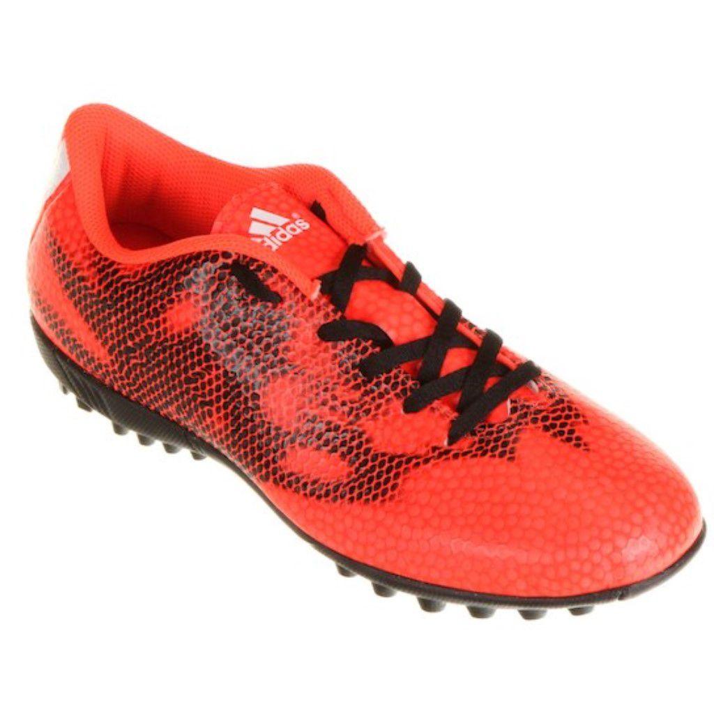 f09c1ba3ed Chuteira Society Adidas F5 TF Masculino - Shock Sports