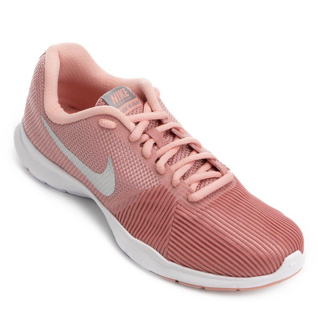 Tênis Nike Flex Bijoux Feminino - Shock Sports 151f268d95bbf