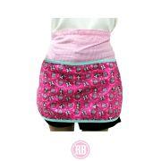 Avental Meio-corpo Cupcake Rebecca Bonbon