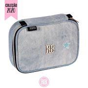 Estojo 100 Pens Rebecca Bonbon   Jeans RB2056