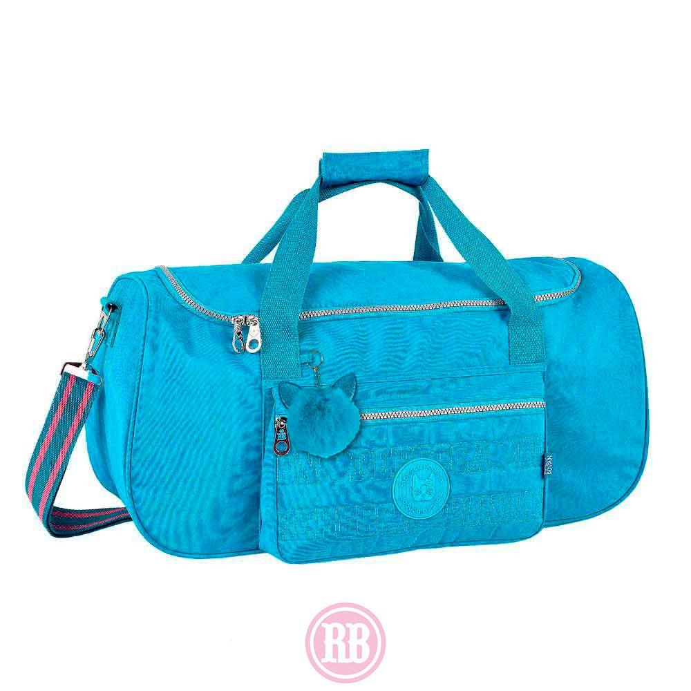 Bolsa Gym / Viagem Rebecca Bonbon Cores: Azul | Roxa | RB9132