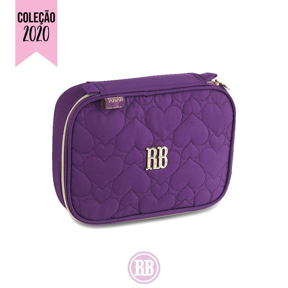 Estojo 100 Pens Metalasse Rebecca Bonbon Cores:  Roxo | Rosa | Azul | RB2038
