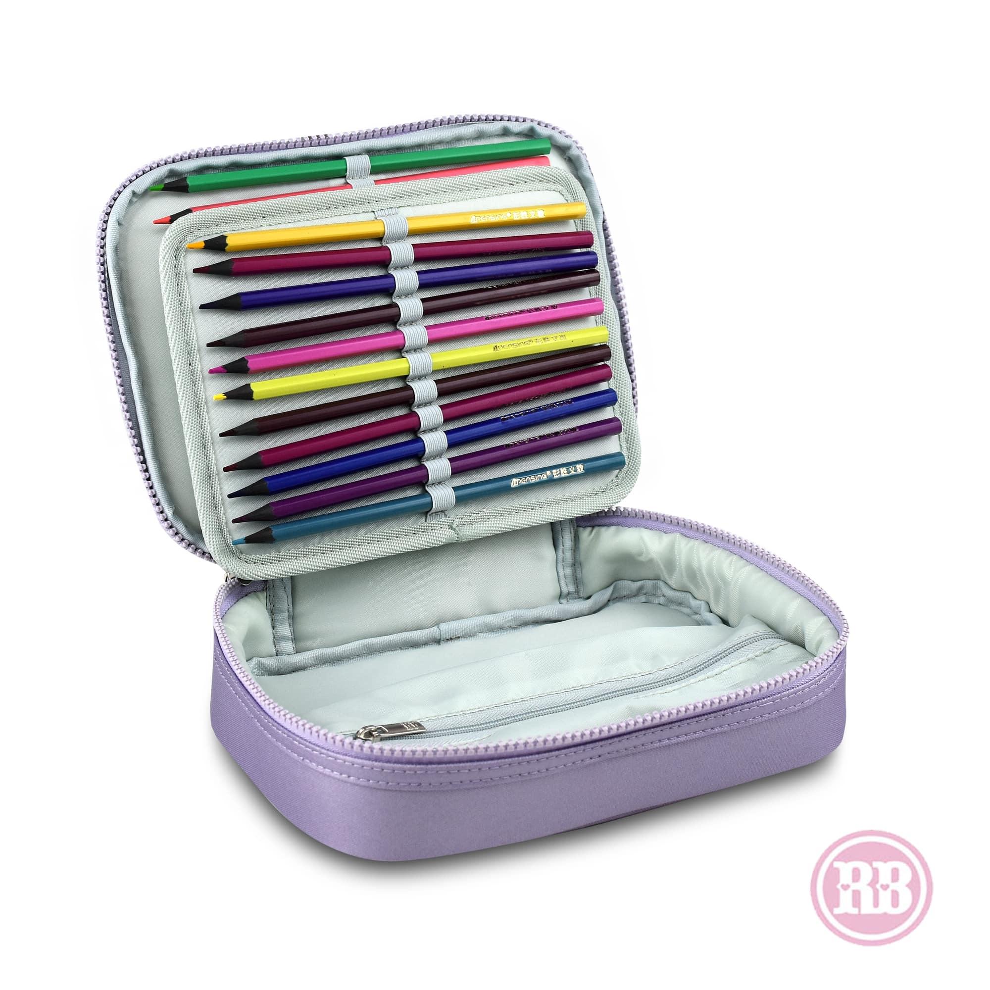 Estojo 100 Pens Metalizado Rebecca Bonbon RB3219