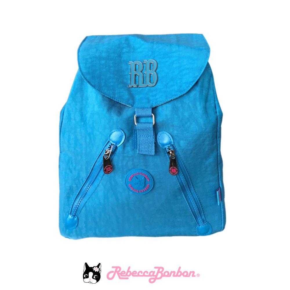 Mochila Rebecca Bonbon Cores: Azul | Roxo| RB7199
