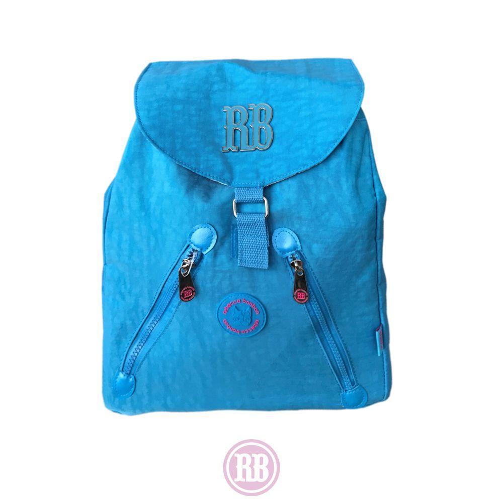 Mochila Rebecca Bonbon Cores: Azul | RB7199