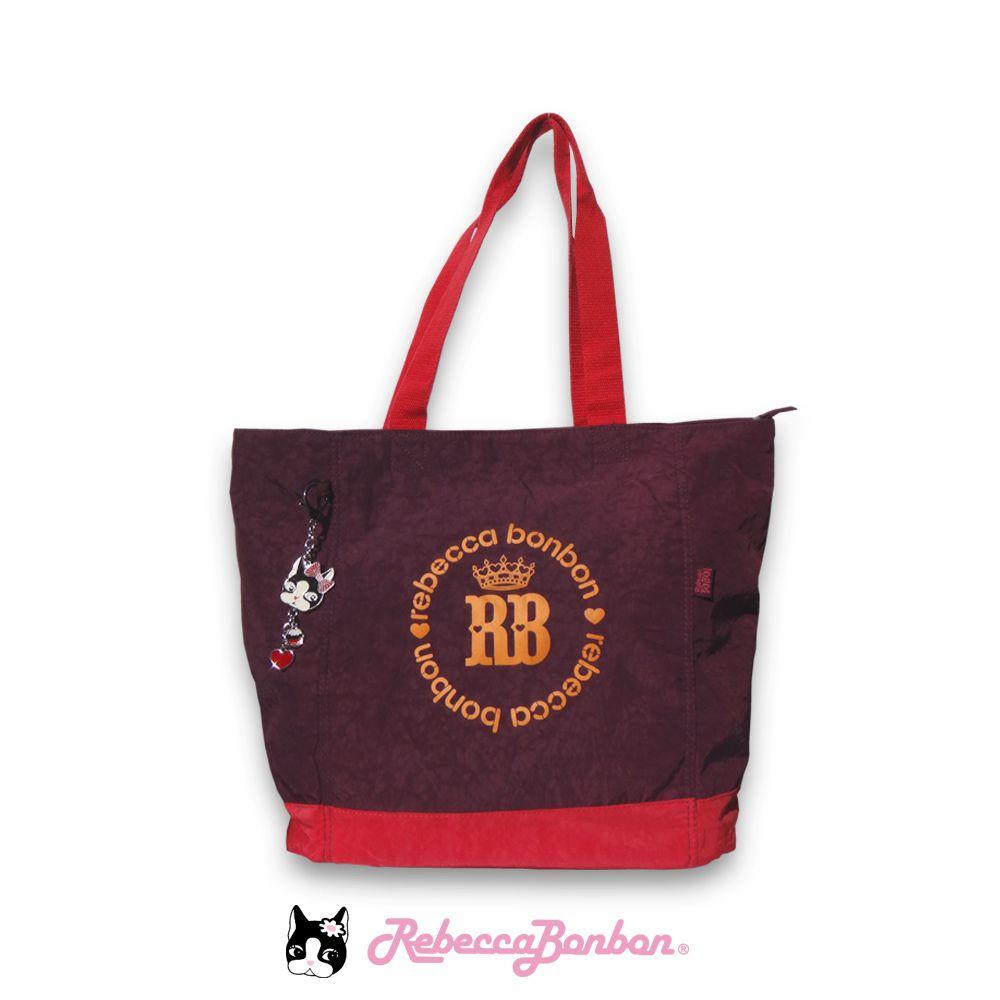 Tote Bag Rebecca Bonbon Cor: Vermelho | RB5247