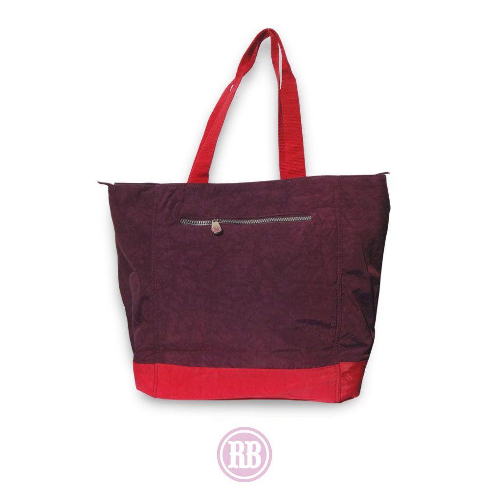 Tote Bag Rebecca Bonbon Cor: Vermelho   RB5247