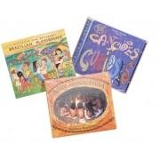 3 CD's de Musicalização Infantil