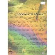 Caderno de Música Grande Ed. Irmãos Vitale