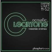 Encordoamento Cleartone Violão 0.11  Fósforo Bronze