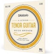 Encordoamento D'Addario Violão Tenor/ Banjo Tenor