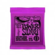 Encordoamento Ernie Ball Guitarra POWER SLINKY 2220 0.11 Nickel Wound
